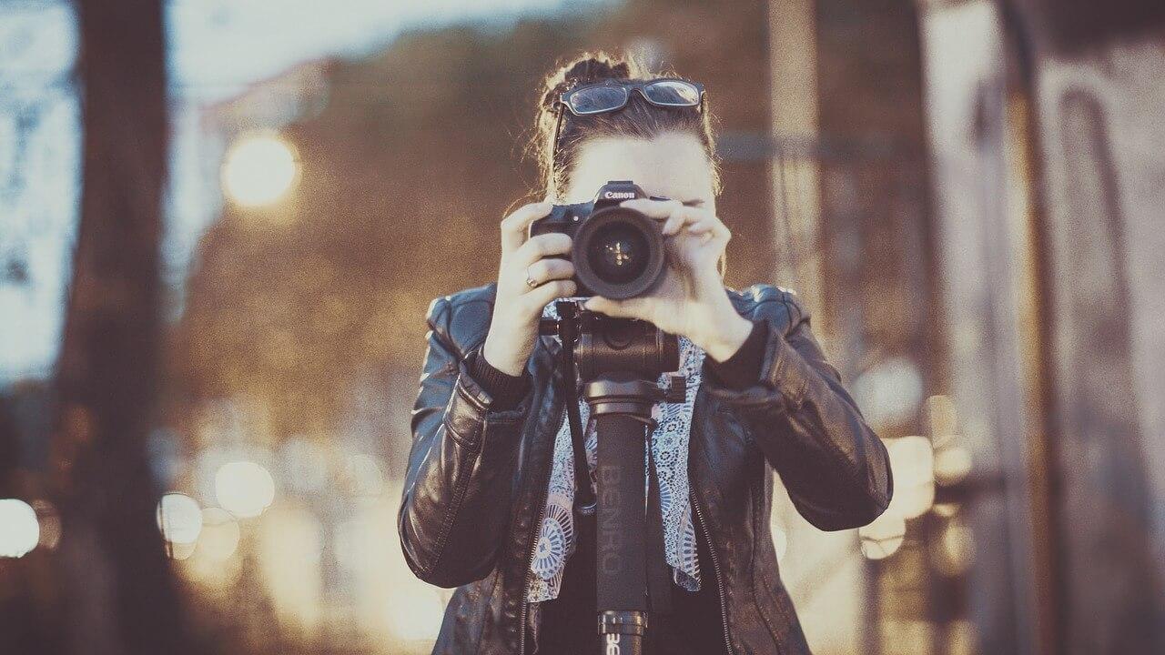 carreira fotografia